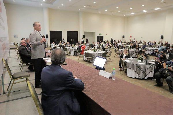 Toma Protesta CMIC Comité Directivo Sinaloa Sur 2021-2023 Encabezará Guillermo Trewartha Domínguez Quirino Ordaz Coppel Francisco Javier Solares Alemán 2