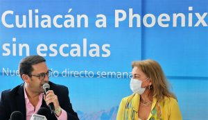 Vuelo Phoenix Culiacán 2021 Inauguración Cln 1