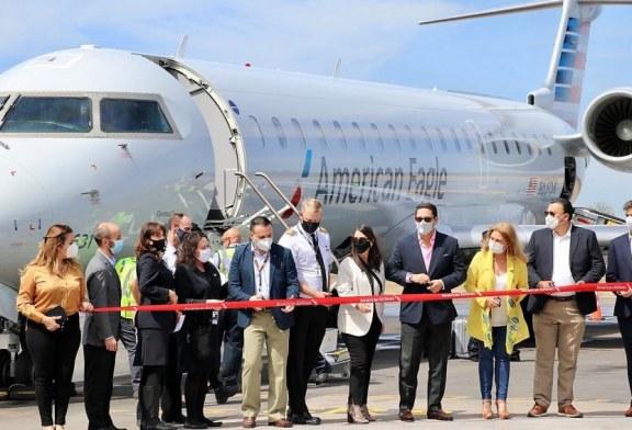 American Airlines inauguró el vuelo Phoenix-Culiacán