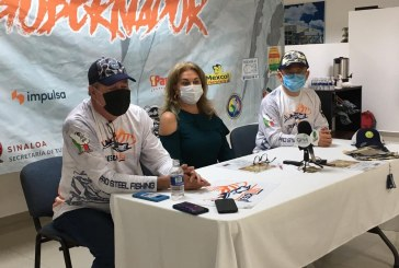 Todo listo para el 4to. Torneo Estatal de Pesca de Orilla, en Mazatlán