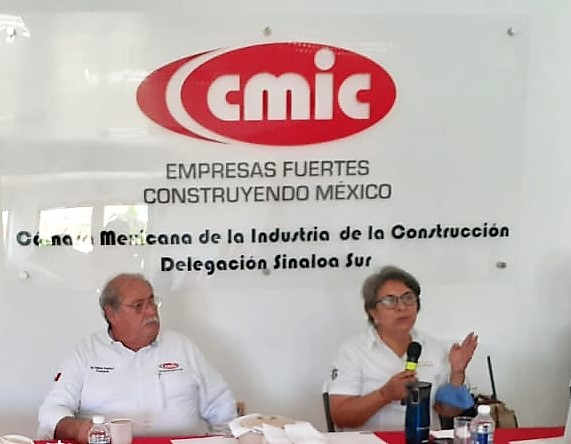 CMIC Implan Mazatlán Firman Acuerdo Colaboración 2021 1
