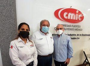 CMIC Implan Mazatlán Firman Acuerdo Colaboración 2021 2