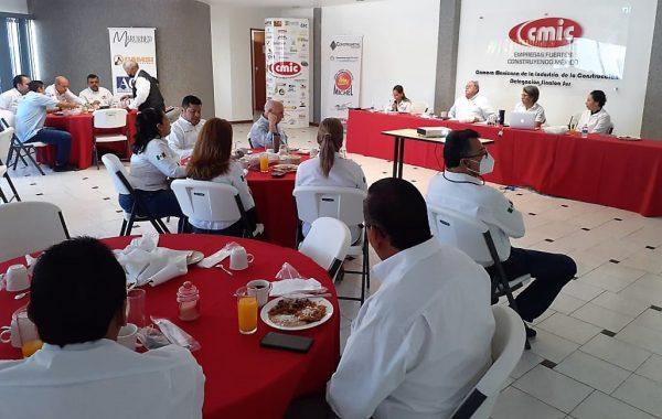 CMIC Implan Mazatlán Firman Acuerdo Colaboración 2021 3