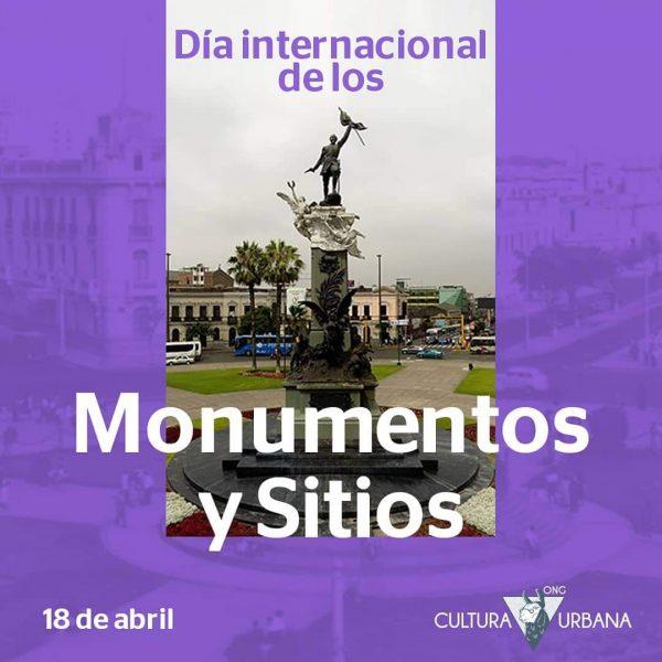 Monumentos y Sitios Historicos Día Mundial 2021