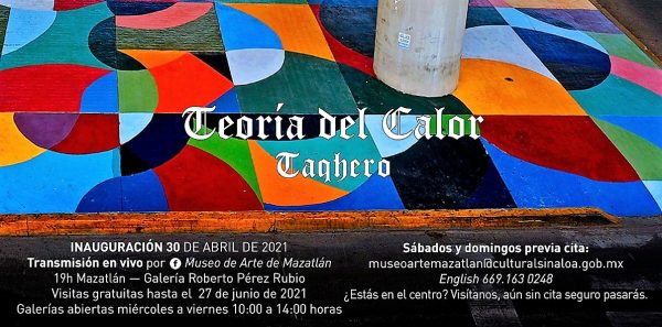 Expo Los Días Aciagos Museo de Arte de Maztalán 2021 1