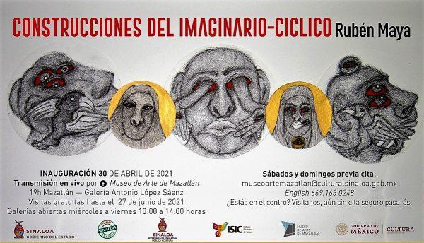 Expo Los Días Aciagos Museo de Arte de Maztalán 2021 2
