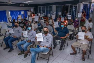 Inicia Agricultura capacitación sobre Dispositivos Excluidores de Tortugas Marinas y Peces