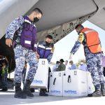 Llegaron a Sinaloa 66 mil vacunas Pfizer para primera y segunda dosis para adultos mayores y personal de salud