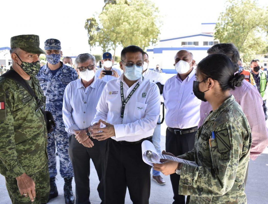 Llegaron a Sinaloa 66 mil vacunas Pfizer para primera y segunda dosis para adultos mayores y personal de salud (8)