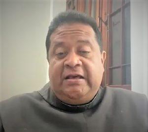 Padre Rafael Sube Jiménez Tierra Santa 2021