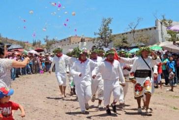 Corrida de Santo la Hermosa Tradición Mayo-Yoreme con que concluyen la Semana Santa