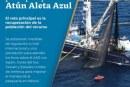 Presenta Agricultura Plan de Manejo Pesquero para captura de atún aleta azul en el Pacífico Oriental