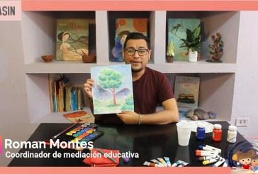 "Inicia el MASIN su Taller de Pascua Infantil en línea: ""Redescubrir el paisaje"""