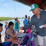 Quirino Ordaz hace llamado a vacacionistas a extremar cuidados en las playas