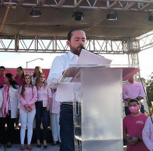 Cierra con fuerza Samuel Lizárraga su campaña por la Alcaldía de Mazatlán 1