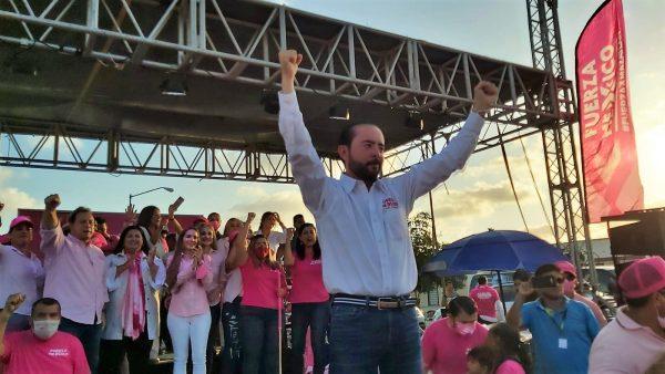 Cierra con fuerza Samuel Lizárraga su campaña por la Alcaldía de Mazatlán 3