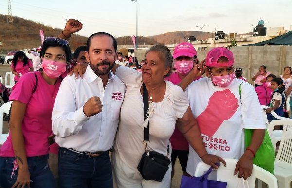 Cierra con fuerza Samuel Lizárraga su campaña por la Alcaldía de Mazatlán 4