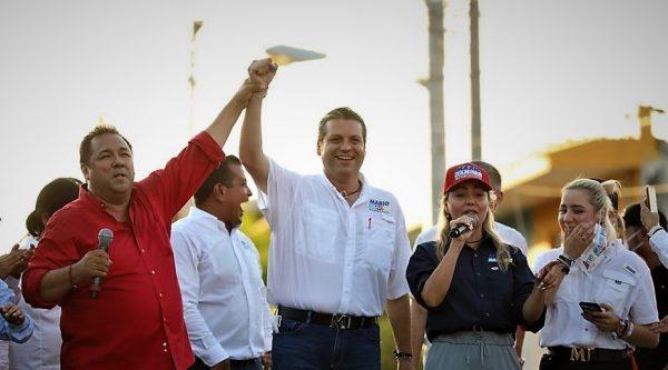 Cierre de Campaña Alianza Va por México Mazatlán 2021 1
