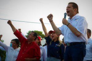 Cierre de Campaña Alianza Va por México Mazatlán 2021 2