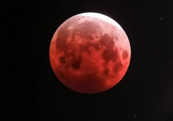 Eclipse de Luna Mazatlán 26 de mayo de 2021 Sociedad Astronómica Mazatleca 1