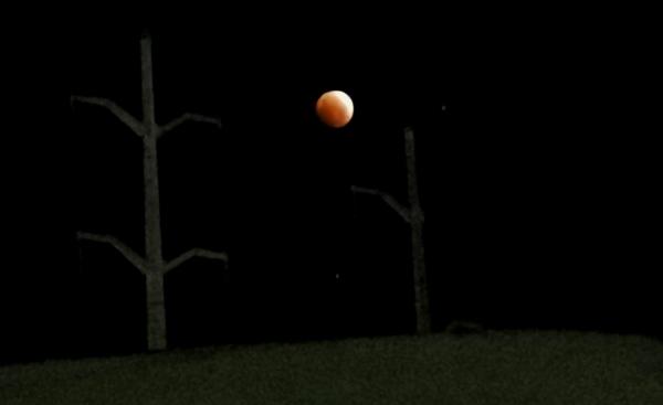 Eclipse de Luna Mazatlán 26 de mayo de 2021 Sociedad Astronómica Mazatleca 2
