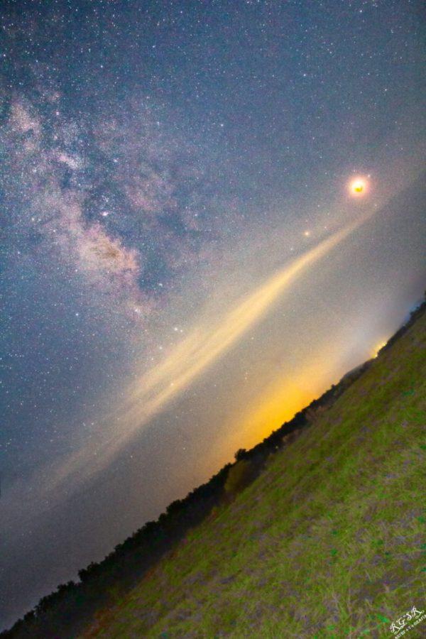 Eclipse de Luna Mazatlán 26 de mayo de 2021 Sociedad Astronómica Mazatleca 4