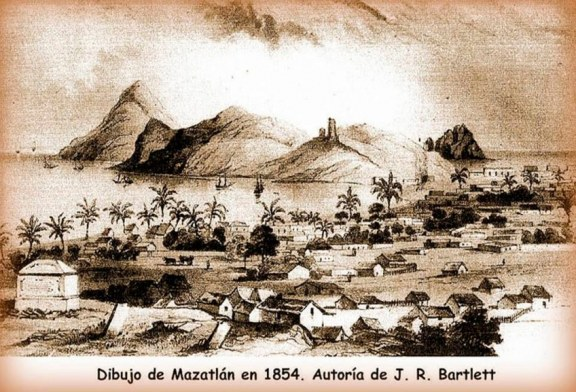 El Mazatlán de Plebeyos en 1790