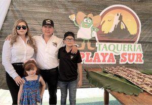 El Taco más Grande de SInaloa en El Verde Concordia México Zona Trópico 2021 2