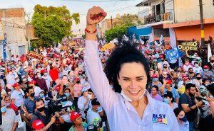 Elsy López Cierre de Campaña Mazatlán 2021