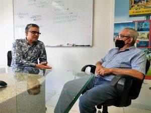 Entrevista Guillermo Zerecero Velo Mazatlán Interactivo Mayo 2021
