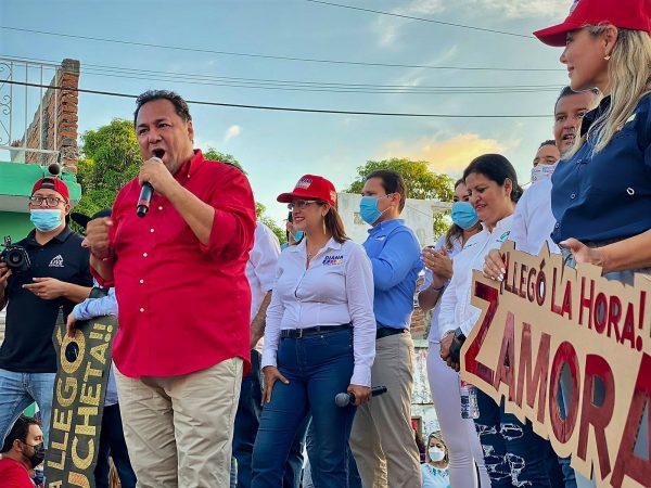 Fernando Pucheta Cierre de Campaña Mazatlán 2021