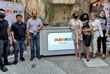 Durango se promociona Intensamente en Mazatlán