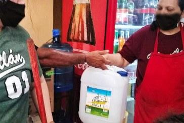 Inicia la recolección de aceite en el Mercado Pino Suárez