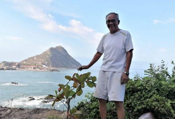 Juan Manuel Díaz Santos Creador de Jardines por el Puro Gusto y Amor a Mazatlán
