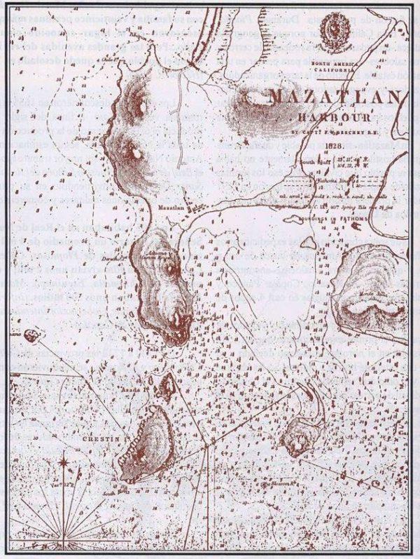 La Ciudad y Puerto de Mazatlán Nunca Fue Legalmente Fundada 2