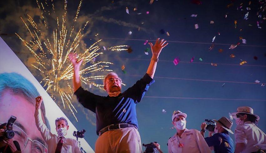 Llama Rocha a concretar el 6 de junio la hazaña de transformar Sinaloa Cierre de Campaña Mazatlán El Rosario 2021 1