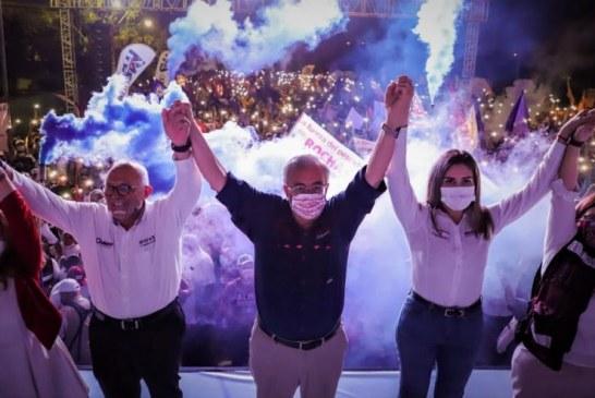 Llama Rocha a concretar el 6 de junio la hazaña de transformar Sinaloa