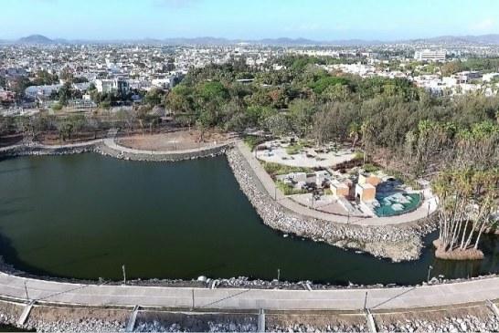 Parque Central de Mazatlán ¿Cómo va???…