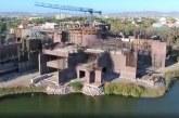 Parque Central y el Nuevo Acuario de Mazatlán Avances a Mayo 2021