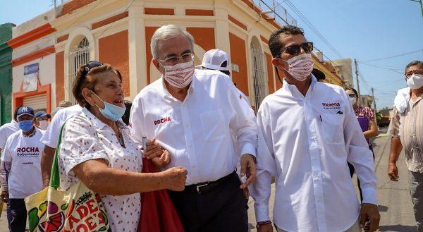 Rocha Moya de llegar a la gubernatura detonaría Escuinapa con el CIP