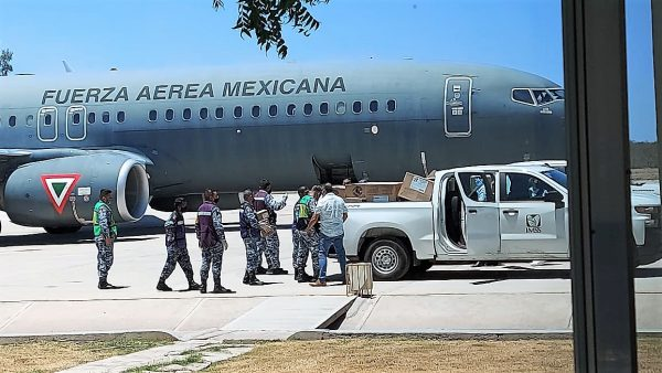 Sinaloa recibe más de 71 mil dosis de vacunas contra Covid de laboratorios Sinovac y Pfizer 2021 1
