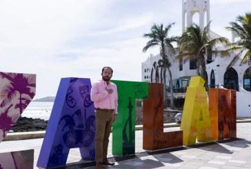 Samuel Lizárraga Camacho plantea atraer mayor inversión turística para Mazatlán