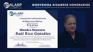 Alarp Sinaloa cuenta con nuevo miembros 2021 2