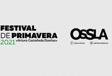 Gala presencial de la OSSLA con Tchaikovsky, este jueves 10 y viernes 11 de junio