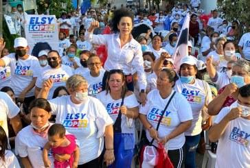 Mazatlán quiere a Elsy López en el Congreso.