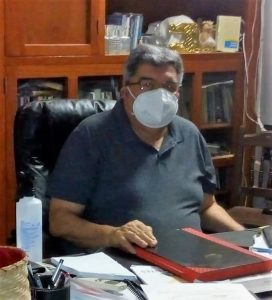 Padre Manuel Carrasco Salazar Entrevista Mazatlán Interactivo Cerro de la Cruz 2021