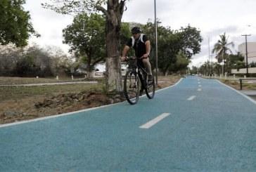 Quirino Ordaz Coppel inaugura la ciclovía Sábalo-Cerritos en Mazatlán