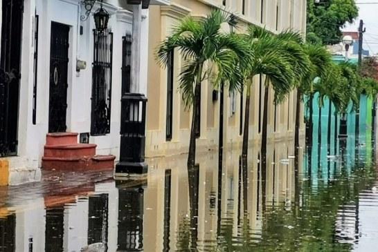 Se Registra la primera gran lluvia en Mazatlán. Todo bien: pero…