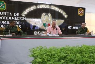 Se implementará proyecto de bombardeo de nubes ante sequía en Sinaloa: Quirino