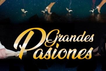 """Gala Ballet """"Grandes Pasiones"""" llegará el Teatro Ángela Peralta."""